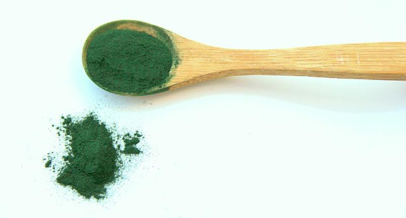 Zelené potraviny - plné železa