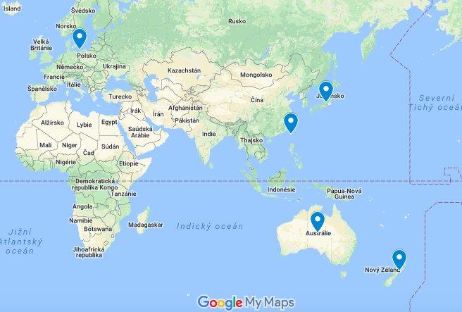 chlorella mapa